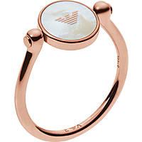 anello donna gioielli Emporio Armani EGS2161221508