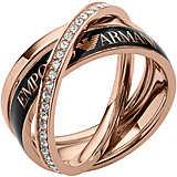 anello donna gioielli Emporio Armani EGS2425221505