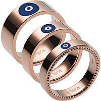 anello donna gioielli Emporio Armani EGS2528221505