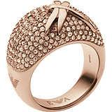 anello donna gioielli Emporio Armani Fall 2013 EGS1785221508