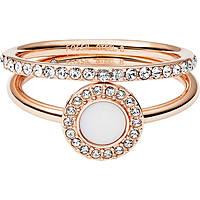 anello donna gioielli Fossil Classics JF02666791505