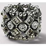anello donna gioielli Fossil JA3928040