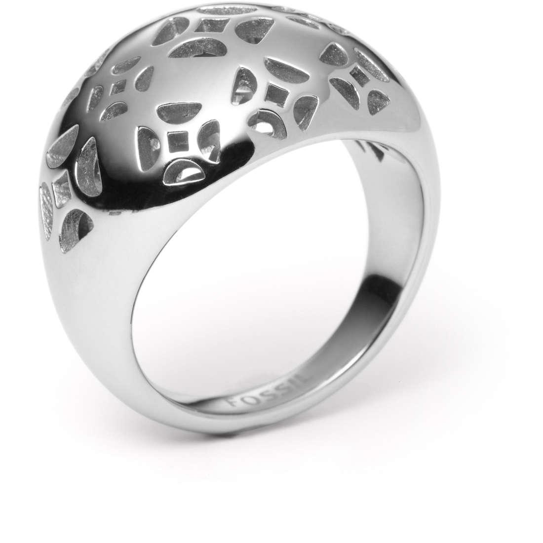 anello donna gioielli Fossil JF00434040503