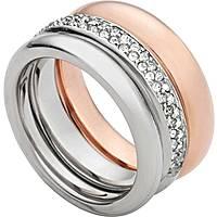 anello donna gioielli Fossil JF01378998510