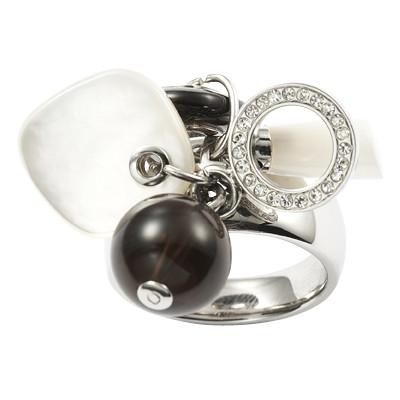 anello donna gioielli Fossil JF83387040504
