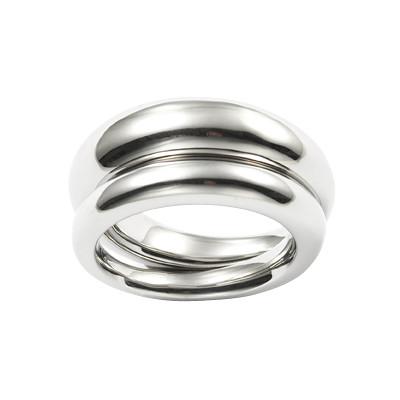 anello donna gioielli Fossil JF83388040504