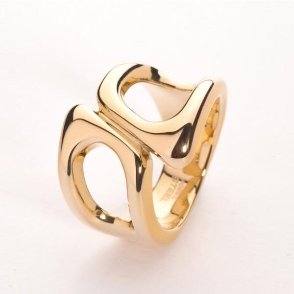 anello donna gioielli Fossil JF83593718505