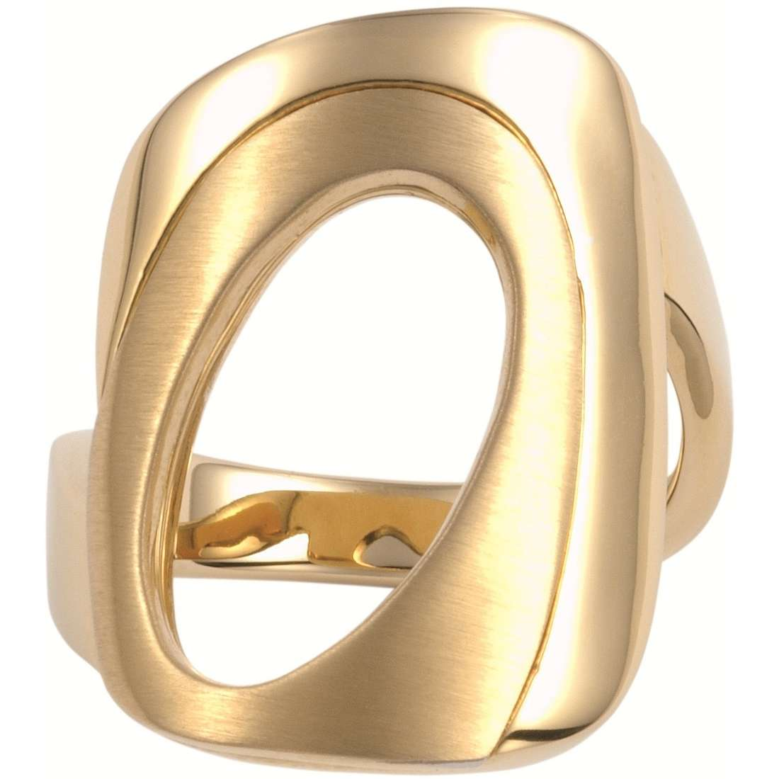 anello donna gioielli Fossil JF83943040504