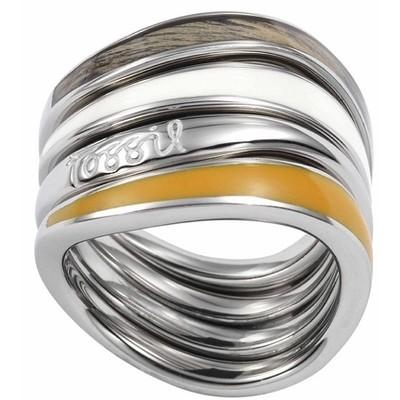 anello donna gioielli Fossil JF84107040504