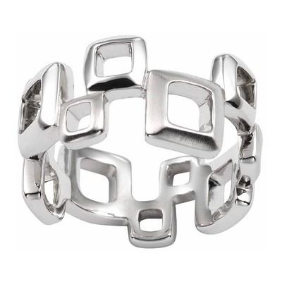 anello donna gioielli Fossil JF84144040504