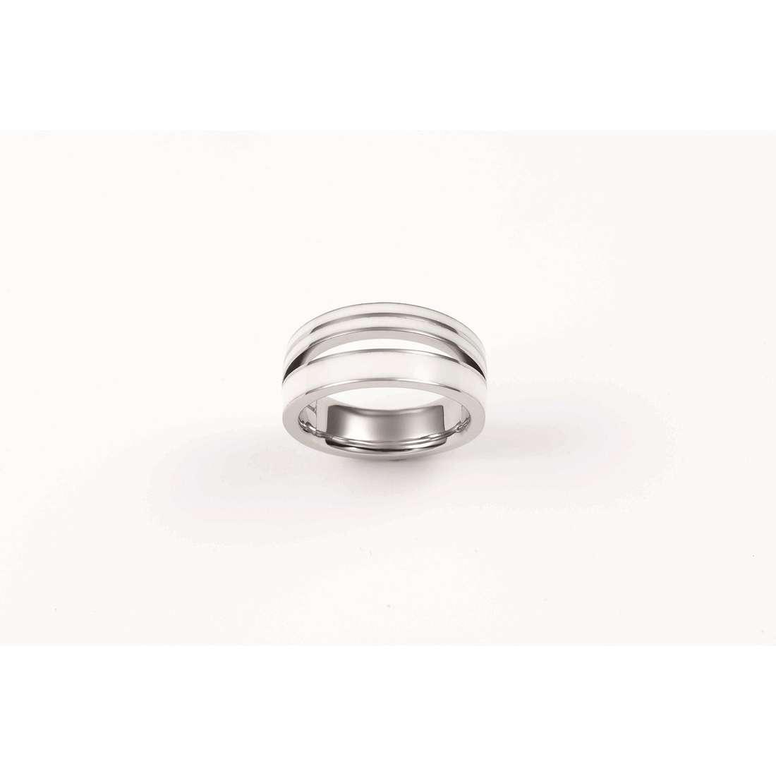 anello donna gioielli Fossil JF84358040504