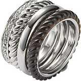 anello donna gioielli Fossil JF85356040503