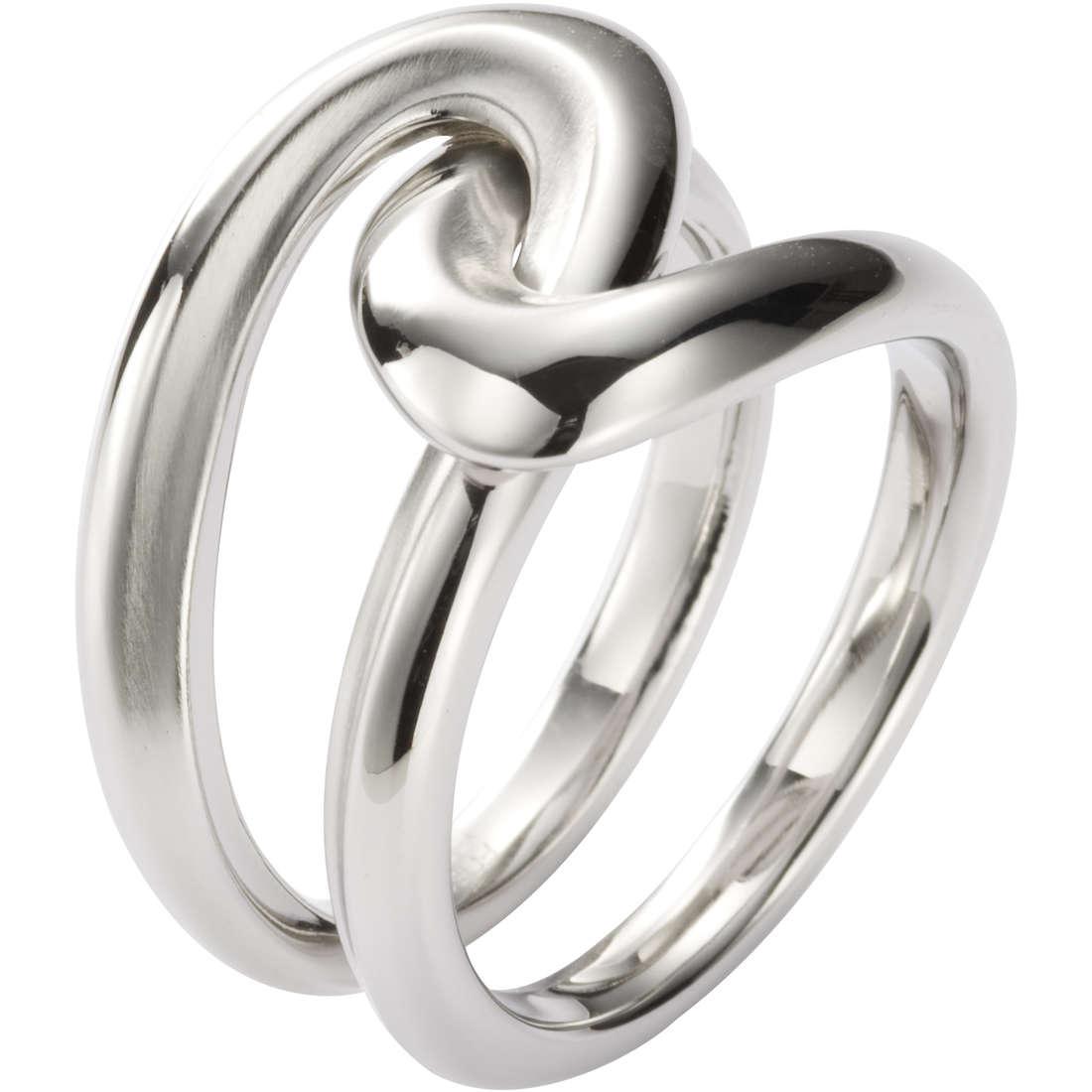 anello donna gioielli Fossil JF85643040504