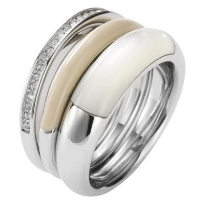 anello donna gioielli Fossil JF85731040505