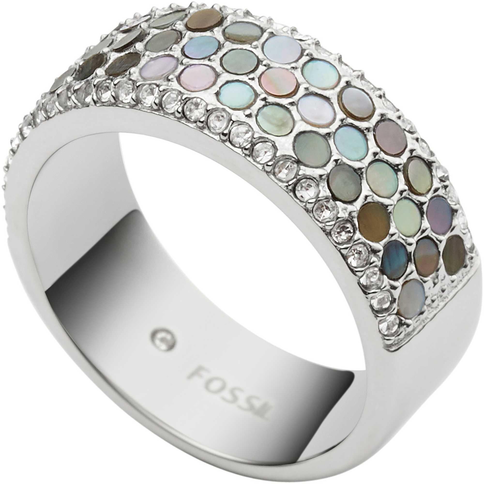Anello donna gioielli fossil vintage glitz jf02313040505 anelli fossil - Monoprix lyon bellecour ...