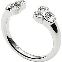 anello donna gioielli Fossil Vintage Glitz JF02324040505