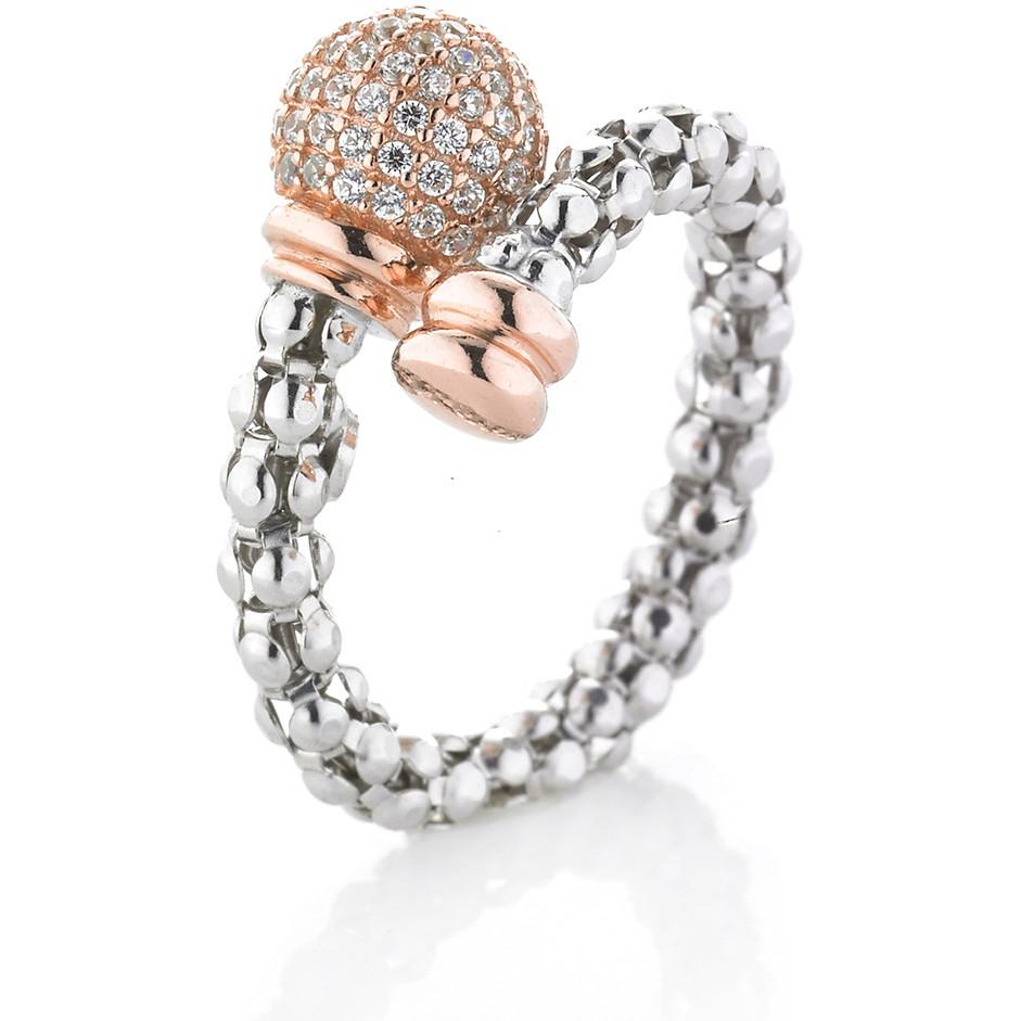 anello donna gioielli Gerba Silver Woman A3610