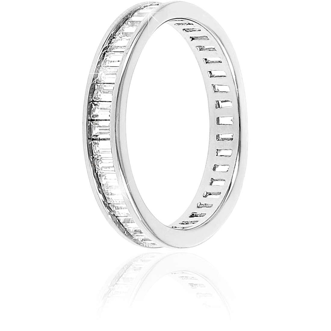 GPSRSAN3074-14 anello donna gioielli GioiaPura misura 14 elegante cod