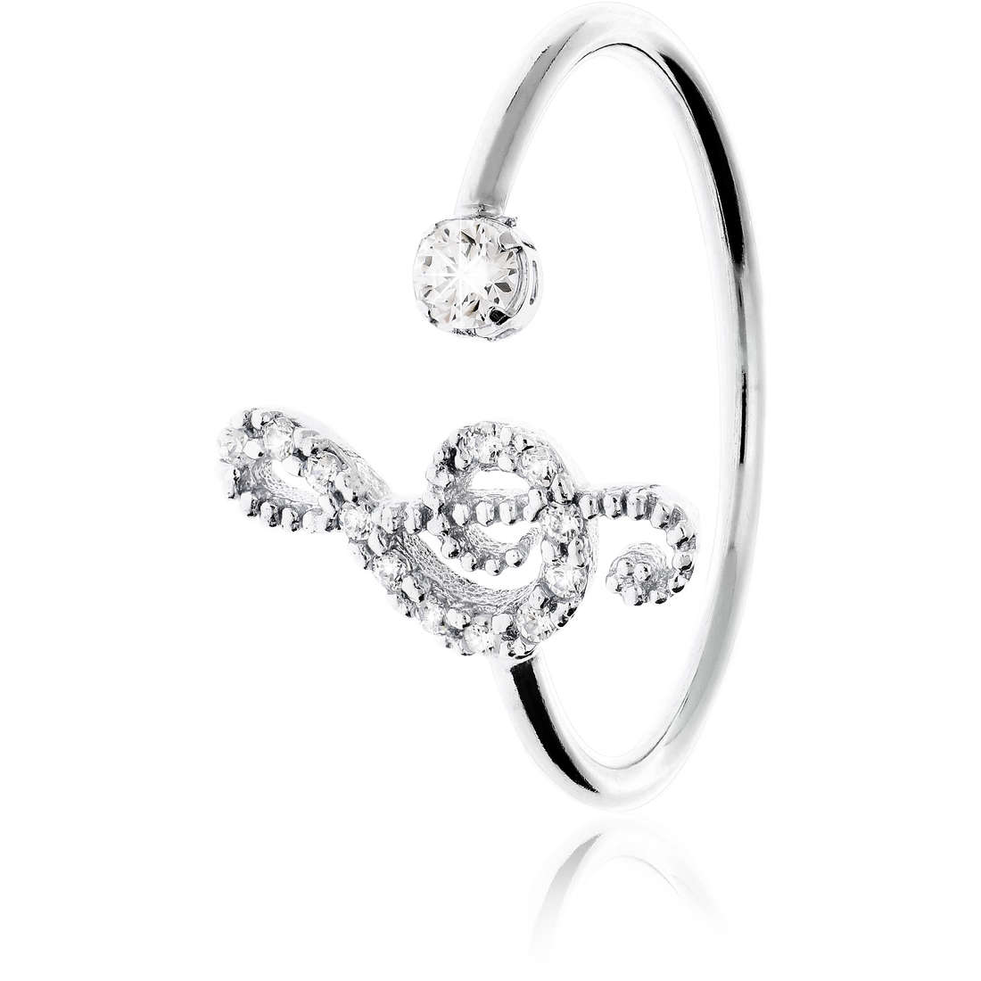 anello donna gioielli GioiaPura GPSRSAN2408
