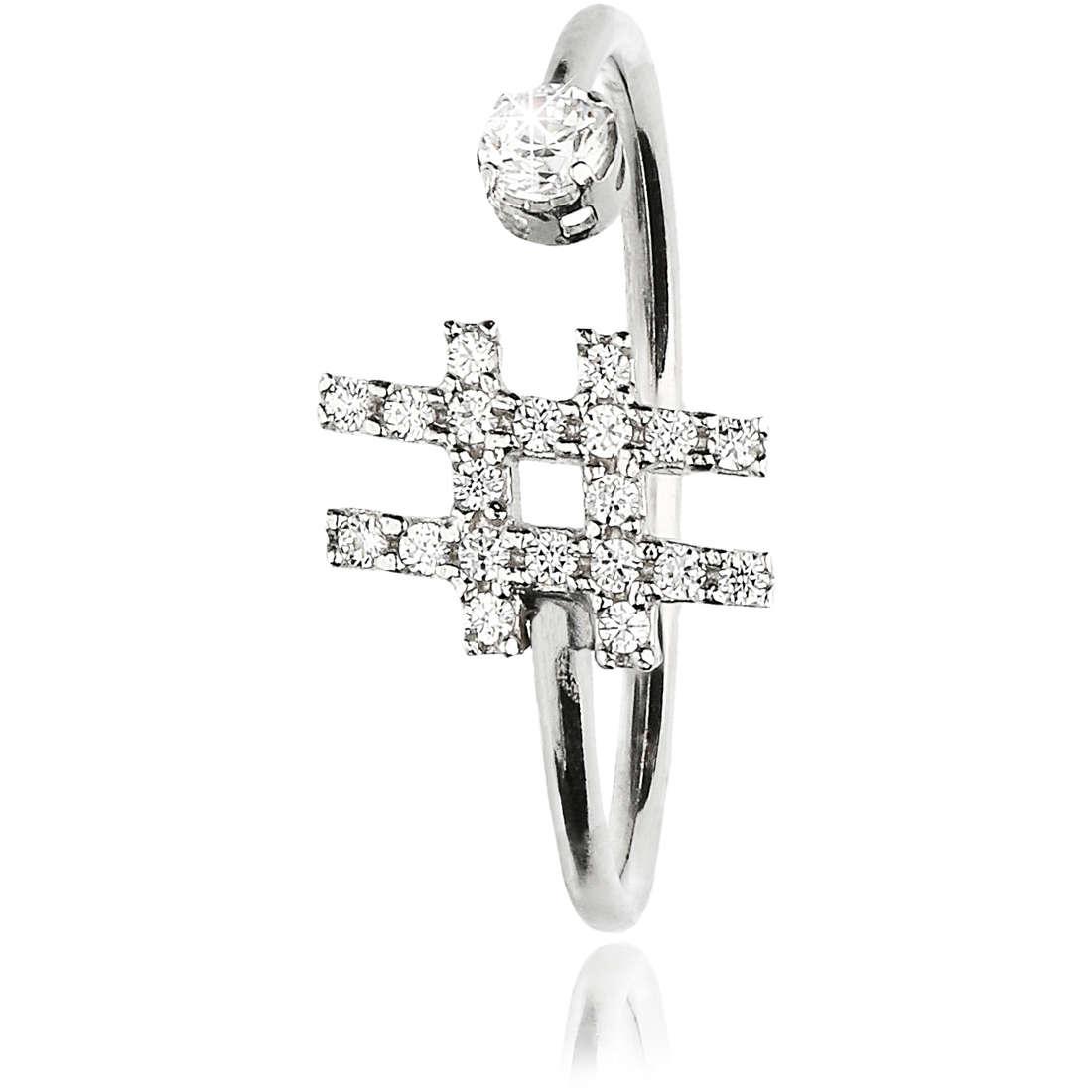 anello donna gioielli GioiaPura GPSRSAN2474