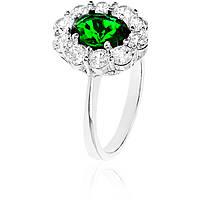 anello donna gioielli GioiaPura GPSRSAN3033-14-VE