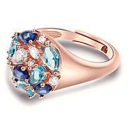 anello donna gioielli GioiaPura INS058AN005RSBL