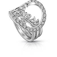 anello donna gioielli Guess Authentics UBR85049-56