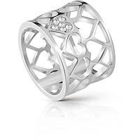 anello donna gioielli Guess Jamila UBR85006-54