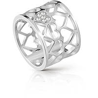 anello donna gioielli Guess Jamila UBR85006-58