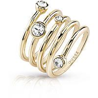anello donna gioielli Guess Me & You UBR84056-58