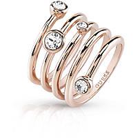 anello donna gioielli Guess Me & You UBR84057-50