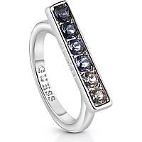anello donna gioielli Guess Miami UBR83038-54