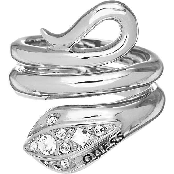 anello donna gioielli Guess Original Sin UBR51419-52