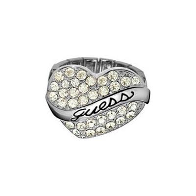 anello donna gioielli Guess UBR11006-L