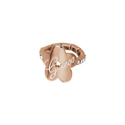 anello donna gioielli Guess UBR11106-S