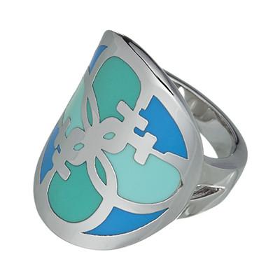 anello donna gioielli Guess UBR11407-54
