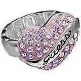 anello donna gioielli Guess UBR12012-L