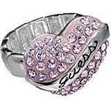 anello donna gioielli Guess UBR12012-S