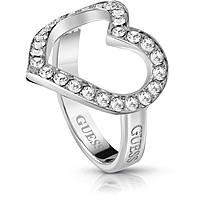 anello donna gioielli Guess UBR28000-54