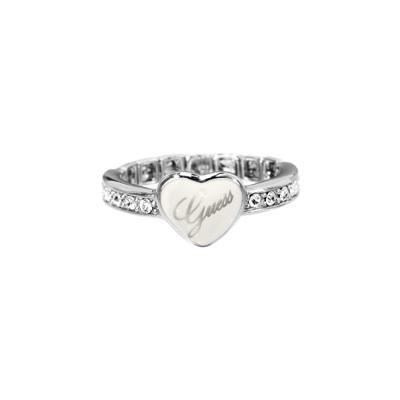 anello donna gioielli Guess UBR31110-S
