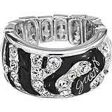 anello donna gioielli Guess UBR71201-L