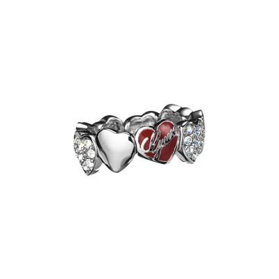 anello donna gioielli Guess UBR81006-S