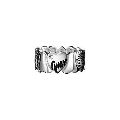 anello donna gioielli Guess UBR81010-S