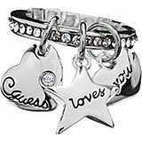 anello donna gioielli Guess UBR81017-L