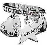 anello donna gioielli Guess UBR81017-S