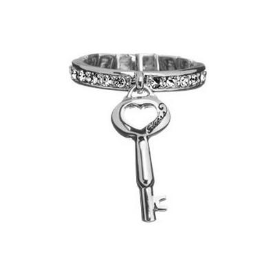 anello donna gioielli Guess UBR81023-S