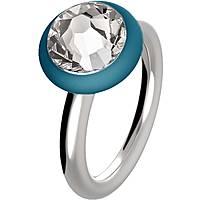 anello donna gioielli Hip Hop Happy Loops HJ0150