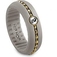 anello donna gioielli Hip Hop Hula Hoop HJ0223