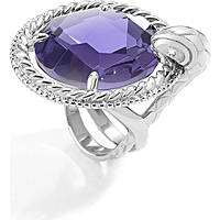 anello donna gioielli Just Cavalli Just Queen SCABE12012