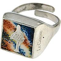 anello donna gioielli Le Carose Alice'S Wonderland ALICE05